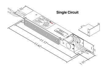 Justin 96XSSD Single Circuit
